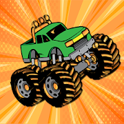 Monster Truck Games - shooting - 2019