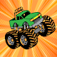 Monster Truck Shooter 2019: Gun edition APK