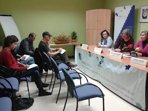 Photo: Rueda prensa presentación de colaboración 13 de marzo