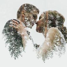 Bröllopsfotograf Liza Medvedeva (Lizamedvedeva). Foto av 03.11.2017