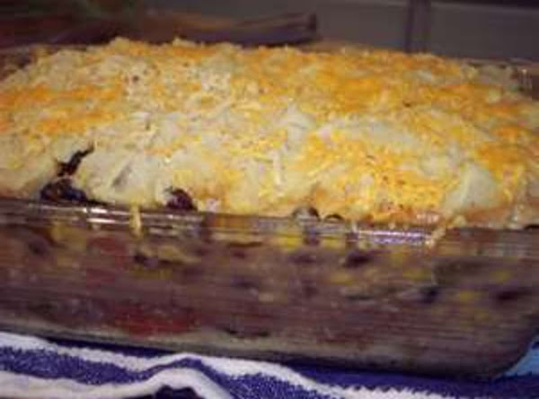 Donna's Tamale Pie Recipe