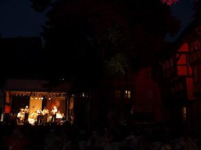 Photo: Musik mit Abendstimmung