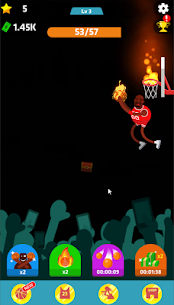 Idle Dunk Masters 3