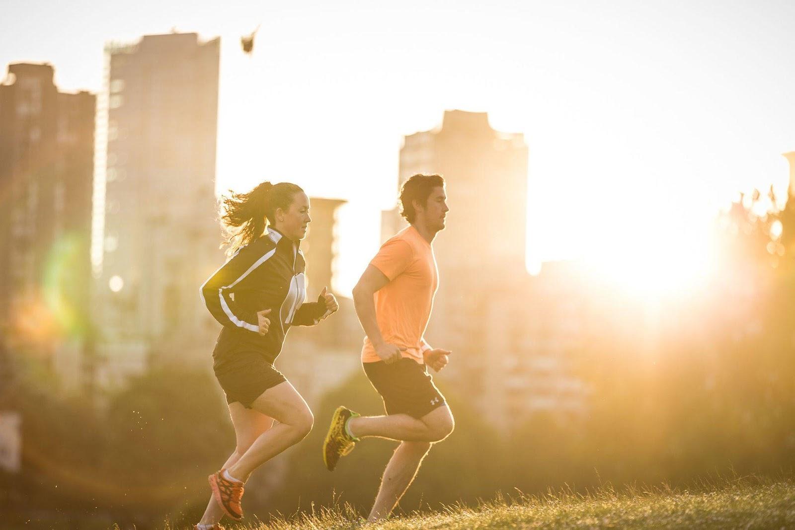 Variaran las tecnicas al practicar running