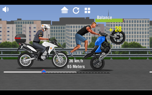 Rider Escape cheat screenshots 1