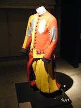 Photo: A uniform of the Swiss Guard of the period.