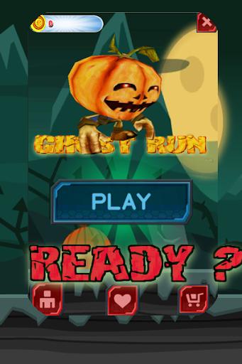 Halloween Runner 3D