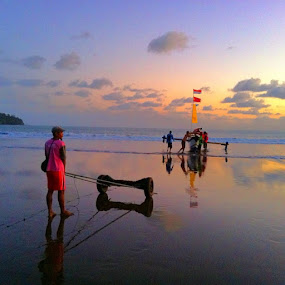 iFun + iLove by Donny Novianus - Landscapes Beaches ( iphonesia )