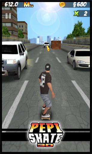 PEPI Skate 3D screenshot 3
