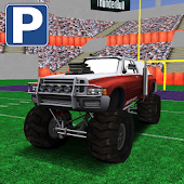 Monster Truck Stunt Parking