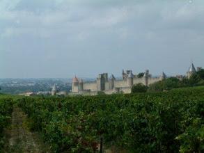 Photo: Carcassonne (Urheberrecht M. Dorn)