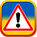 Traffic rules in Ukraine free icon