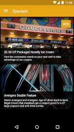 Regal Cinemas Screenshot 5