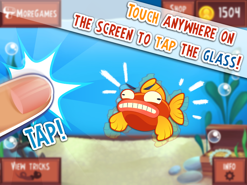 #13. Don't Tap the Glass! (Android)