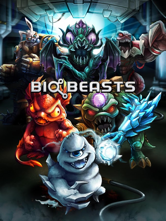 BioBeasts: Mutate & Destroy- screenshot