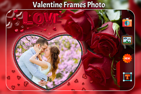 Download Valentine Yourself - Valentine Frames Photo For PC Windows and Mac apk screenshot 2
