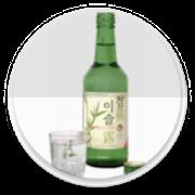 soju cocktails (소주)