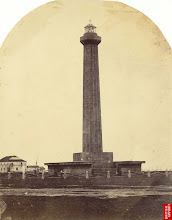 Photo: Light house - Inside High court Madras