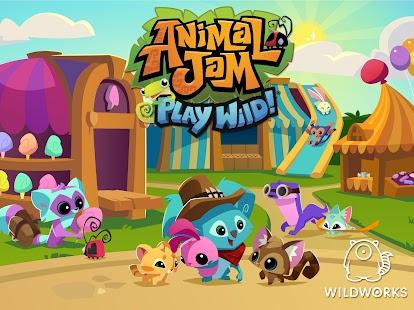 Animal Jam - Play Wild!- screenshot thumbnail