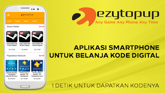 Ezytopup- screenshot thumbnail