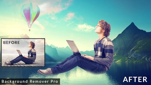 Background Remover Pro : Background Eraser changer 1.8 screenshots 8
