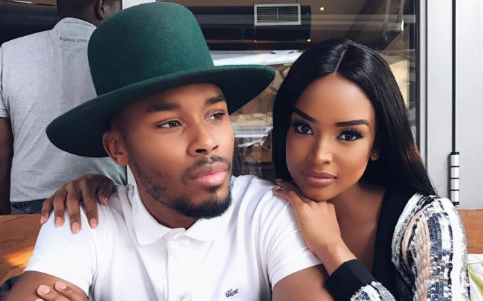 Dash and Ayanda have become more open about their relationship in recent months.
