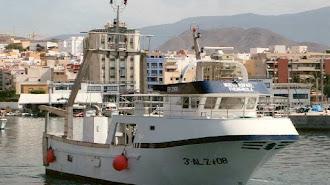 Barco Nuevo Rafael, con base en Vélez-Málaga