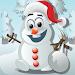 Frozen - Snowman Knockdown icon