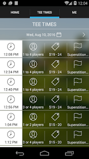 Superstition Springs Tee Times- screenshot thumbnail