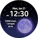 Universe2 – Watch face icon