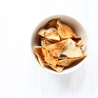 Spicy Oven Baked Corn Tortilla Chips Recipe