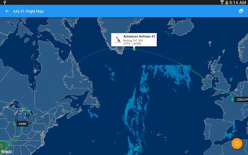 FlightAware Flight Tracker 5.5.1 screenshots 11