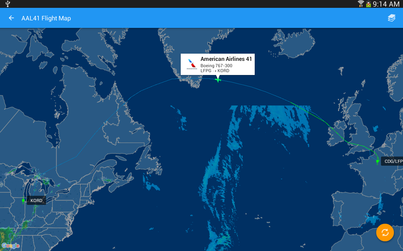 flightaware flight tracker screenshot. flightaware flight tracker  android apps on google play