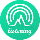 Listening-Podcasts,Radio&Music icon