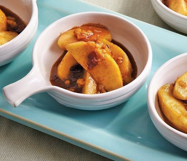 Slow Cooker Cinnamon Apples Recipe