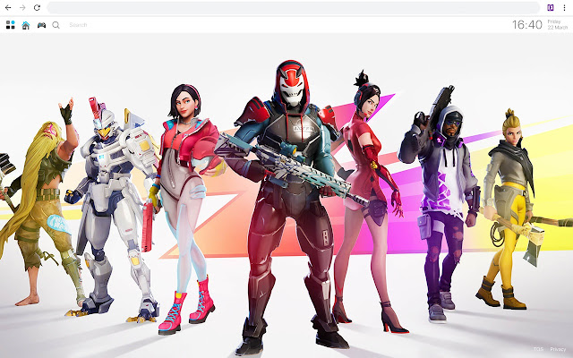 Fortnite Season 9 Wallpapers New Tab Theme