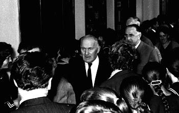 Photo: Czerwiec 1959 - otwarcie Sali Matejkowskiej, dyr. S. Podgórski