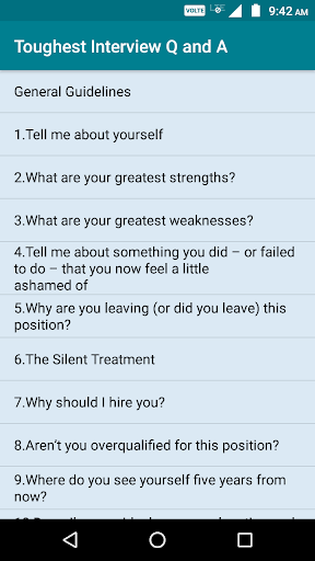 About Interview Questions And Answers