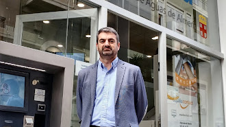 Director de la Delegación de Aqualia en Almería.