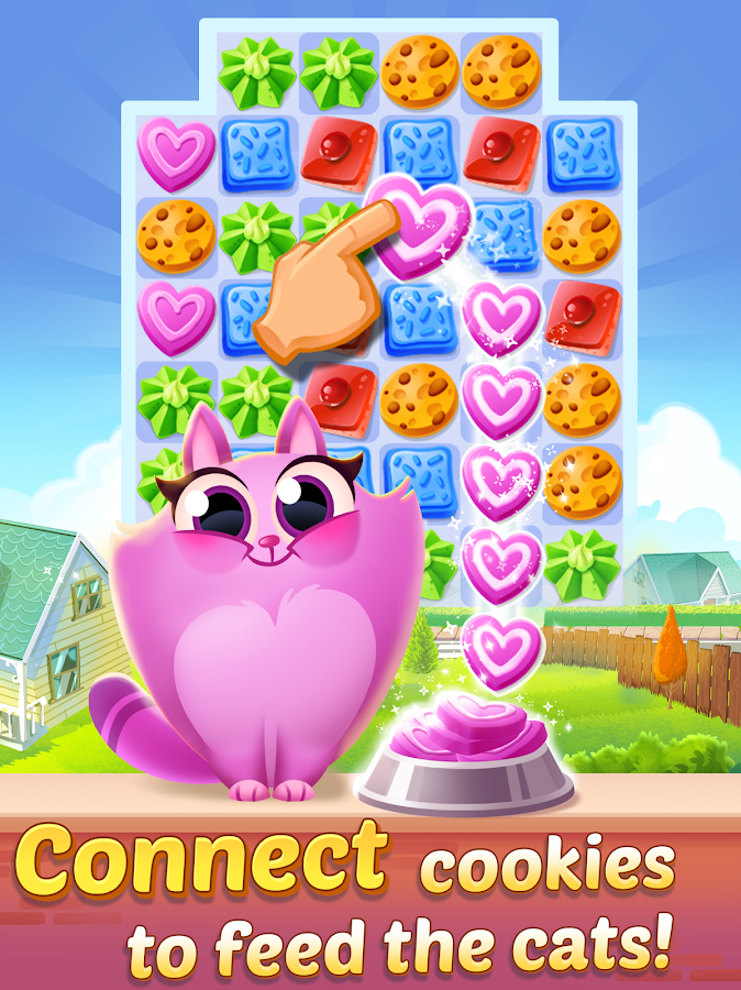 Cookie Cats- screenshot