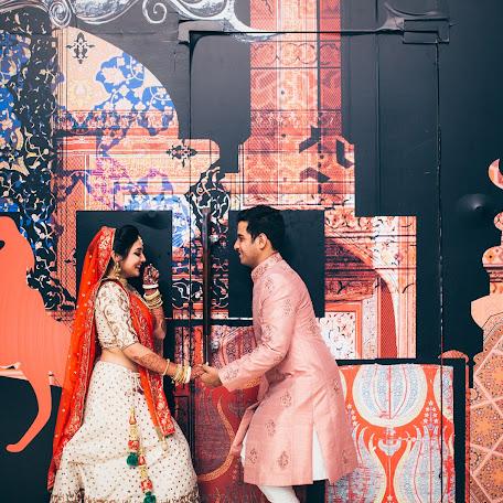 Wedding photographer Vrutika Doshi (vrutikadoshi). Photo of 17.04.2017
