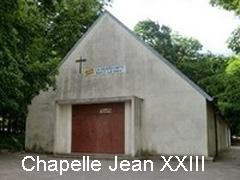 photo de Chapelle Jean XXIII