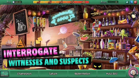 Criminal Case: Pacific Bay MOD (Unlimited Energy/Free Examines) 4
