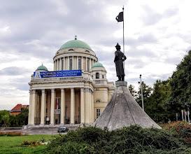 Photo: A múltról részletesen itt: https://24.hu/belfold/2016/04/06/ismeretlen-budapest-a-nepliget-kozeleben-all-az-esztergomi-bazilika-kicsinyitett-masa/