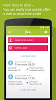 Screenshot of flinc - Ridesharing