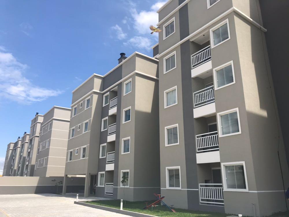Apartamento residencial à venda, Weissópolis, Pinhais.