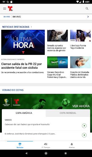 Telemundo Puerto Rico screenshot 16