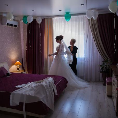 Wedding photographer Oksana Grichanok (KsushOK). Photo of 10.11.2017