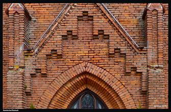 Photo: Dorfkirche in Kambs bei Rostock benötigt Kümmerer und Mörtel für die Fugen