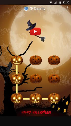 Halloween AppLock Theme screenshot 7